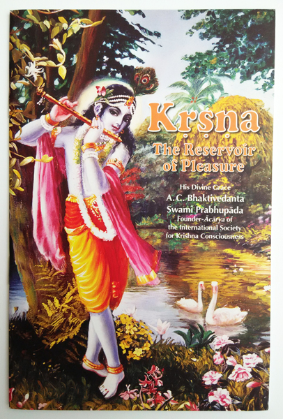 Krishna The Reservor of Pleasure