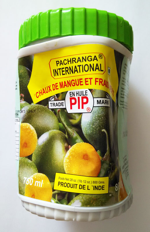 Mixed pickle Pachranga International
